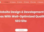 Website design services india