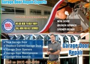 Local garage door repair ($25.95) arlington, tx