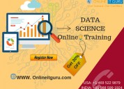 Data science online course |  enroll now