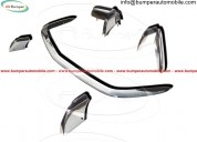 Opel gt bumper kit new (1968–1973) stainless steel