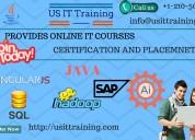 Best online it training institute by usittraining