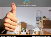 Professional long distance movers make it easy