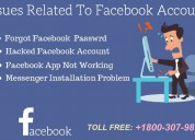 Facebook  customer care number +1800-307-9891