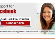+1800-307-9891 fb account recovery number
