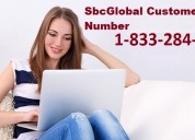 Contact 1-833-284-2444 sbcglobal support number