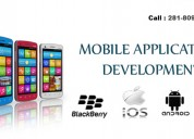 Mobile application services houston