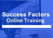 Best sap hcm successfactors online training