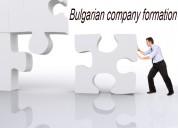Bulgarian companies formation