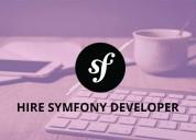 Hire experienced symfony developers
