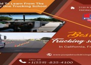 Truck driving schools in fresno california
