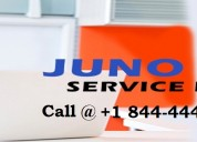 Juno email technical support number +1844 4444174