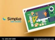 Creative & innovative modern web design hollywood