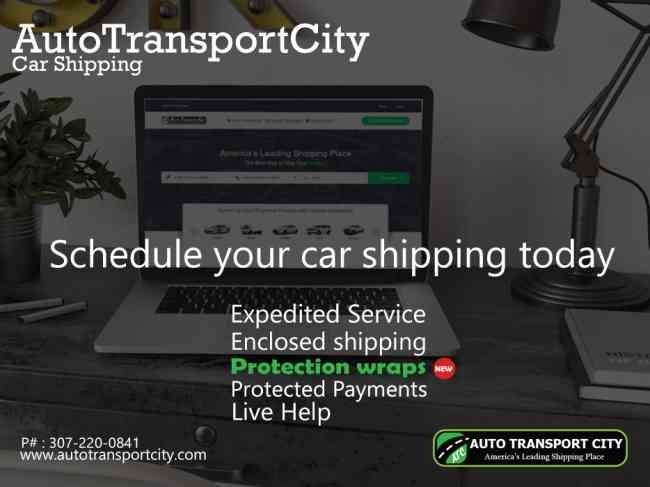 car shipping in just one click