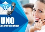 Juno email customer service number +1(844) 4444174