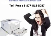 Brother printer customer support phone number
