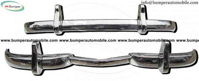 Mercedes W186 300 bumper kit (1951-1957)