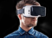 Virtual reality app development at low cost
