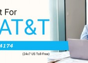 At&t email support number +1-844-444-4174