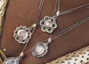 Moonstone pendant jewelry