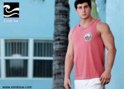 Just launched exclusive men's tank tops - exist