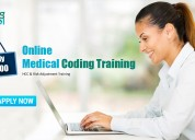 Online medical coding training usa just $200