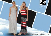 Great discount on summer maxi dresses at exist inc