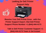 Dell printer sdupport