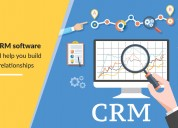 Crm software development company in baltimore md