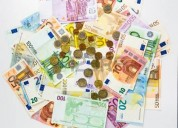 Lend money here, from 3000 € to 5 000 000 €