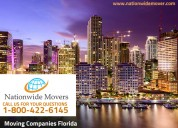 Best moving companies in florida - nationwide move
