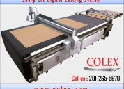 Colex - top most sharpcut digital cutting system