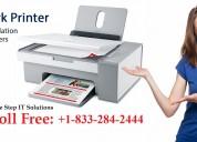Lexmark printer 1-833-284-2444 support number usa