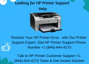 Hp printer customer service phone number in usa