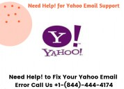 Yahoo email  customer support number
