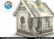 Financial solutions for homeowners