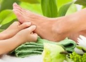 Improve health by using chinese foot massage