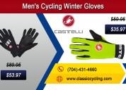 Winter sale 2018 | castelli men's cycling gloves