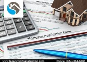 Mortgage consultant in plantation