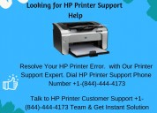 Hp printer customer support help line number in us