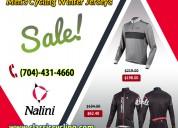 Classic cycling   nalini men's winter jersey