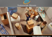 commercial relocation hollywood, nationwide movers
