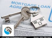 Mortgage lending guidance - legacy mortgage corp