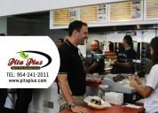 Delicious food in miami - pita plus