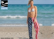 Extra offer on patriotic women pants - exist inc
