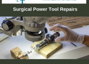 Surgical power tool repairs