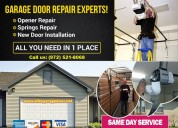 #1 garage door rolling gate and roll up door repai
