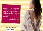 Classy women's beach dresses online - exist inc