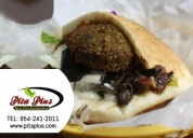 Falafel – accentuate your mood with yummy food