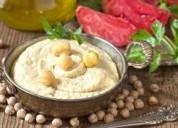 Israeli cuisine - pita plus