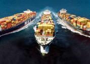 Import export port data